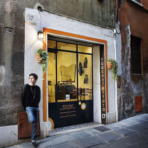 A Visit to Rua Confettora 17