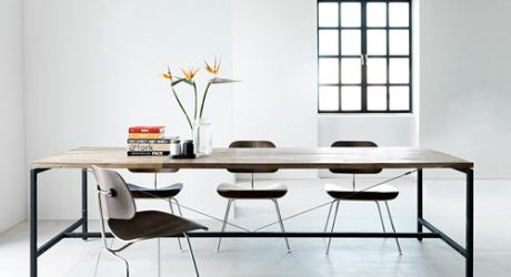 The New Vipp Dining Table