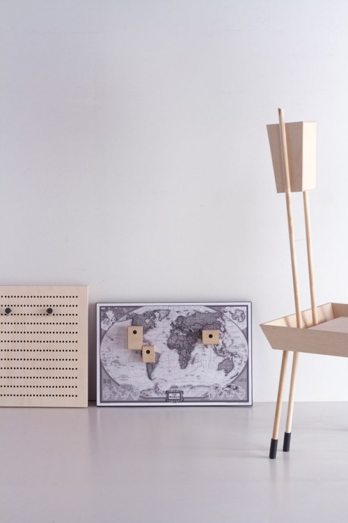 Visitor Collection by Judith Jacobi in main home furnishings  Category