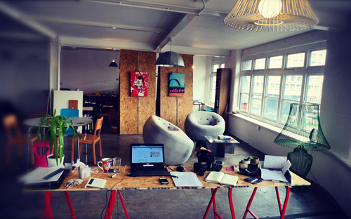 Where i work deadgood design milk for Interior design studio