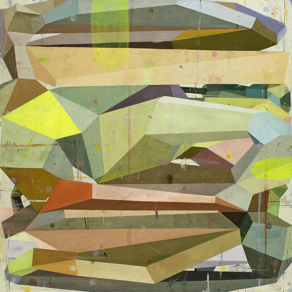 Geometric and Natural Art by Deborah Zlotsky in main art  Category
