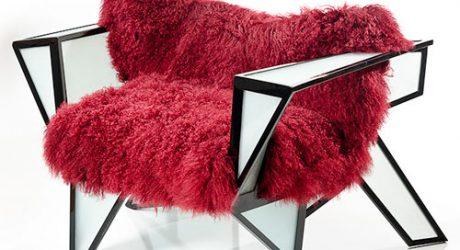 Mosaic Chair 02 by BRC Designs