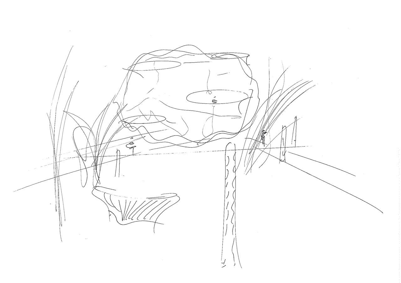 Lovegrove Biophilia sketch