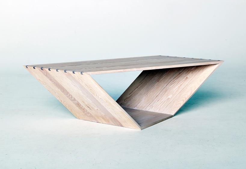 Bordus Table by Ola Giertz