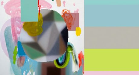 Josh Podoll's Abstract Acrylic Paintings