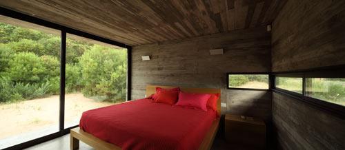 Costa Esmeralda House by BAK Arquitectos in main architecture  Category