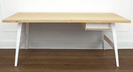Claus Desk by Produce Design Studio