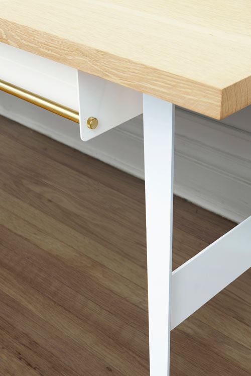 Claus Desk by Produce Design Studio in main home furnishings  Category