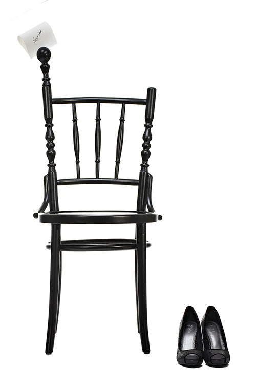 Sjeord Vroonland Extension Chair With Card