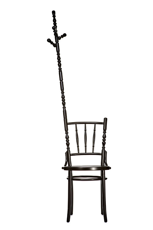 Sjeord Vroonland Extension Chair with Coat hanger