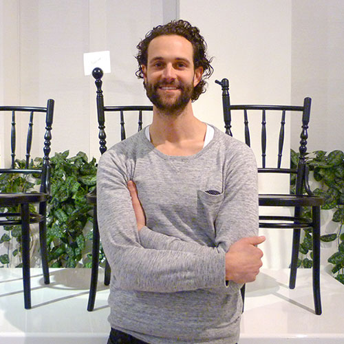Interview with Sjoerd Vroonland in home furnishings  Category