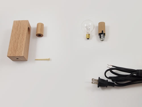 DS Kit 03: An Easy To Assemble Lighting Kit from Dino Sanchez in home furnishings  Category
