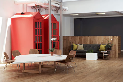 Foursquare Checks Into New Digs in Soho