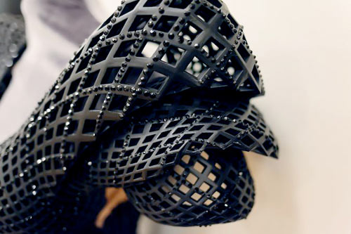 Dita's Gown: A 3D Printed Dress