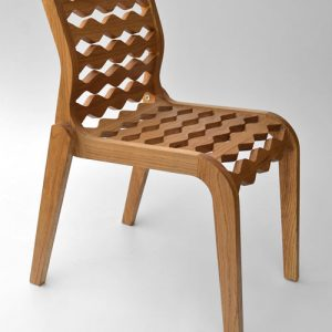 Gap Chair by Carlos Ortega Design