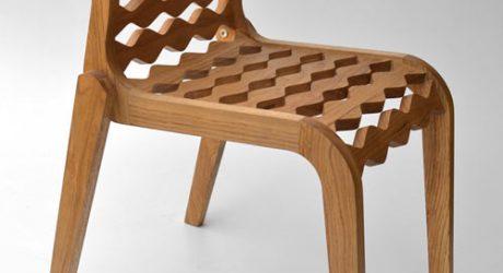 Gap Chair by Carlos Ortega Design