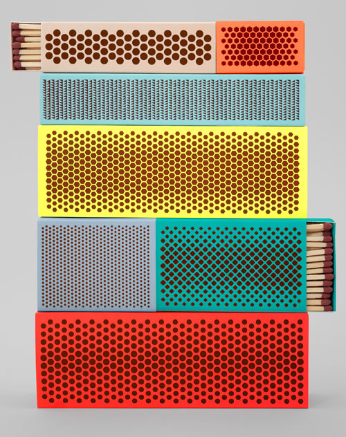 Strike: The Average Matchbox Gets a New Look