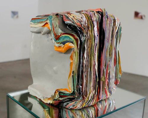 Paint Stacks by Leah Rosenberg in main art  Category