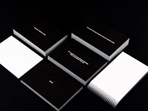 Sagmeister & Walsh Halftone Satisfaction for The Luxe Project