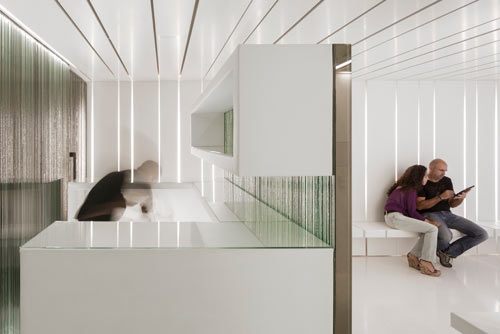 Creative Dental Clinic by MMVArquitecto in main interior design architecture  Category