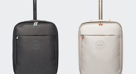 AirBag: Lightweight Carry-on by Michael Young for Zixag