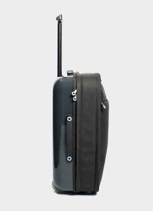 AirBag: Lightweight Carry on by Michael Young for Zixag in style fashion main  Category