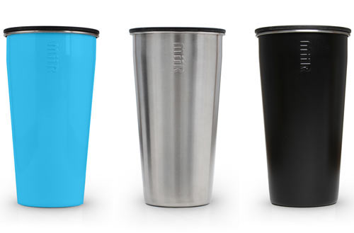 A Travel Cup That Gives Back: The Tumbler by MiiR