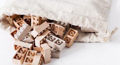 Mokulock Wooden Bricks