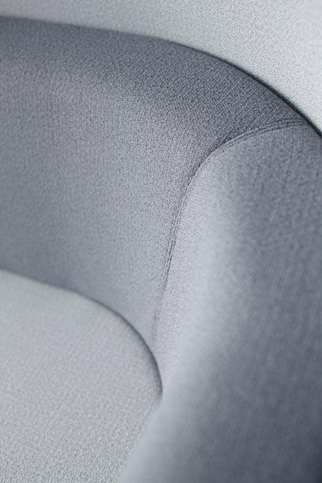Bracket: A High Back Sofa System by nendo for KOKUYO in main home furnishings  Category