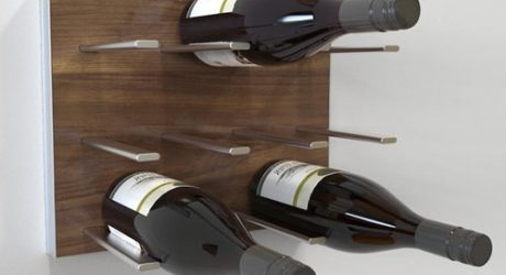STACT: A Modular Wine Wall