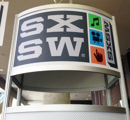 Keepin' It Weird: How I Survived My First SXSW
