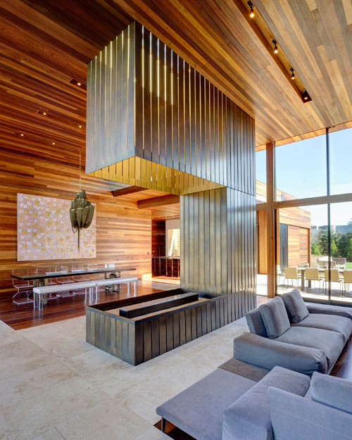Modern Hamptons: Sams Creek by Bates Masi Architects in main architecture  Category