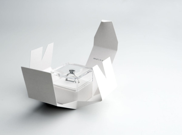 Invisible Love Ring by Sasha Tseng in style fashion main  Category