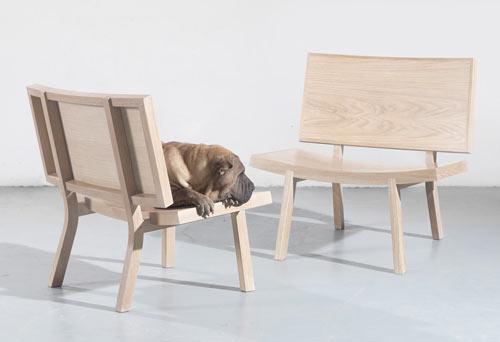 Smile: Sorri Lounge Chair by Gonçalo Campos