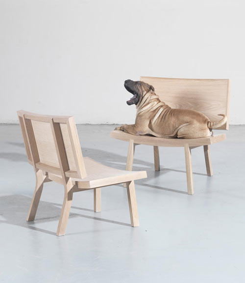 Smile: Sorri Lounge Chair by Gonçalo Campos in main home furnishings  Category