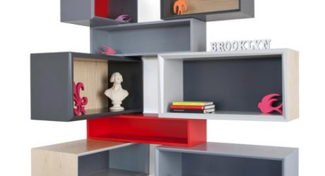 Clever Storage Furniture from Think Fabricate