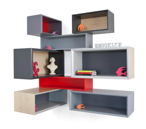 Clever Storage Furniture from Think Fabricate ...