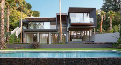Lush Luxury: Villa C by Studio Guilhem & Guilhem
