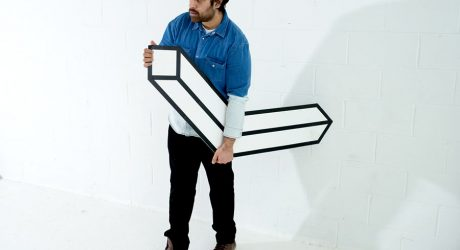 Reach Out And Touch Some Art: A Chat with Aakash Nihalani