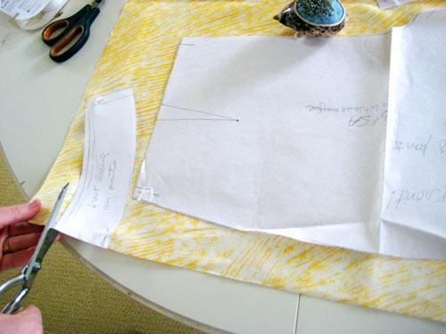 cutting-marimekko-fabric