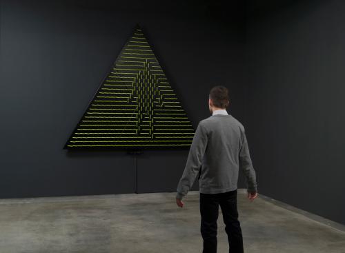 "Daniel Rozin's Robotic ""Mirrors"""