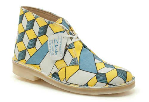 Clarks x Eley Kishimoto Shoe Collection