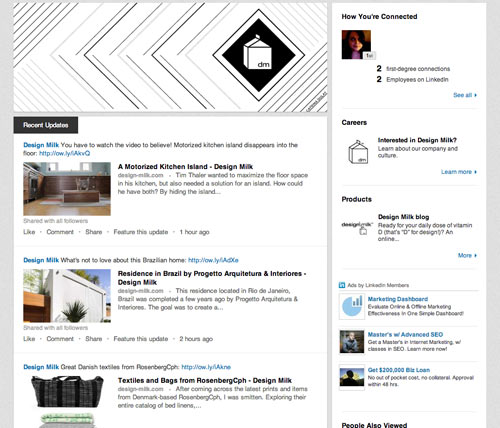 Google Reader Alternatives for Reading Design Milk in technology main  Category
