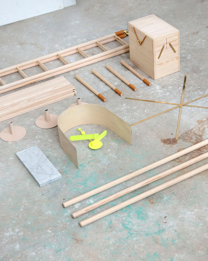Everyday Constructions by Sofie Samuelson and Hanna Billqvist