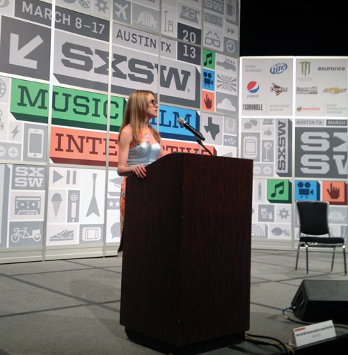 Keepin It Weird: How I Survived My First SXSW in sponsor main  Category