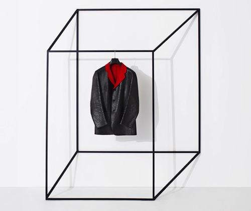 geo coat rack looks like line drawing