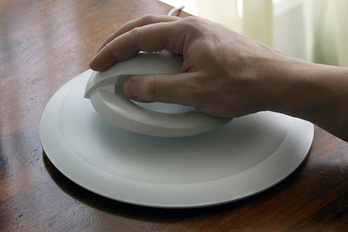Levitating Wireless Mouse Could Help Prevent Carpal Tunnel Syndrome