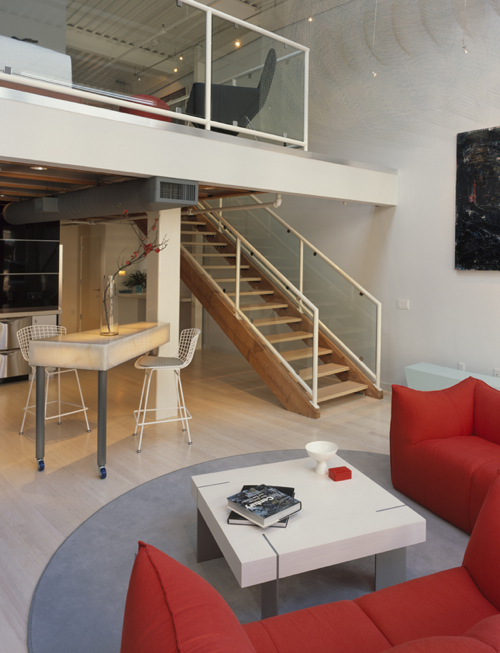Open Concept Interior Architecture Ideas 12 Mezzanines