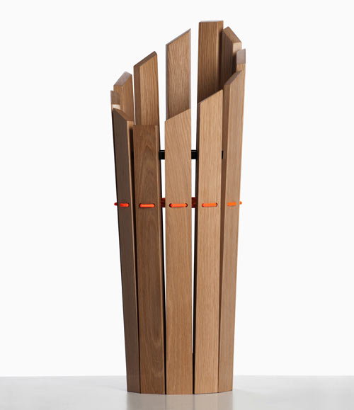 London Undercover Oak Umbrella Stand by Method Studio in main home furnishings  Category