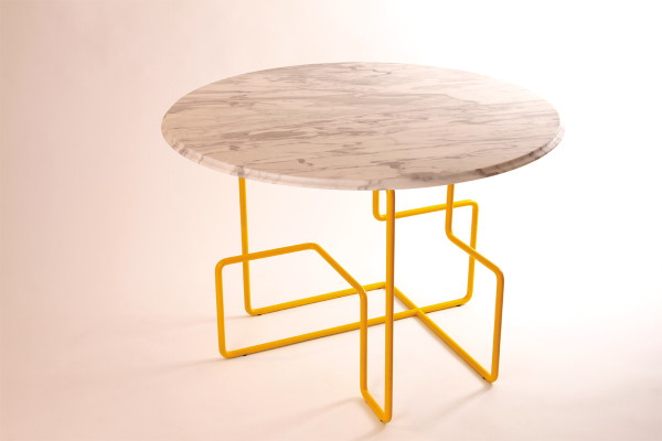 KST Dining Table by Livius Härer and Ada Ihmels in main home furnishings  Category